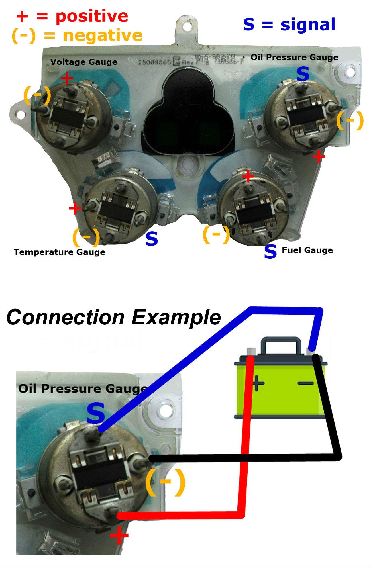 1992 camaro cluster wiring diagram wiring library 1992 Camaro Fuel Test Port